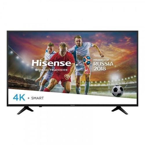 """Smart TV Led Hisense de 49"""" UHD-4K"""