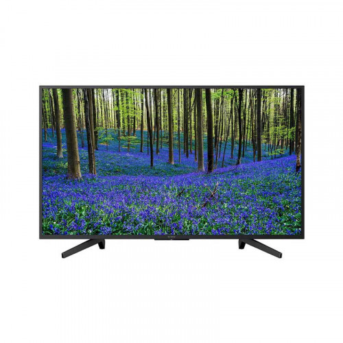 "Smart TV Led Sony de 55"" UHD-4K con HDR"