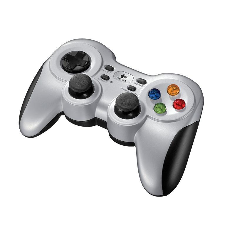 Control inalámbrico Logitech F710 - para videojuegos