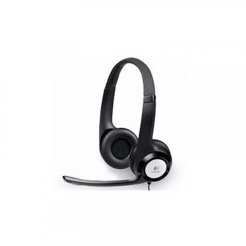 Audífonos con diadema Logitech H390
