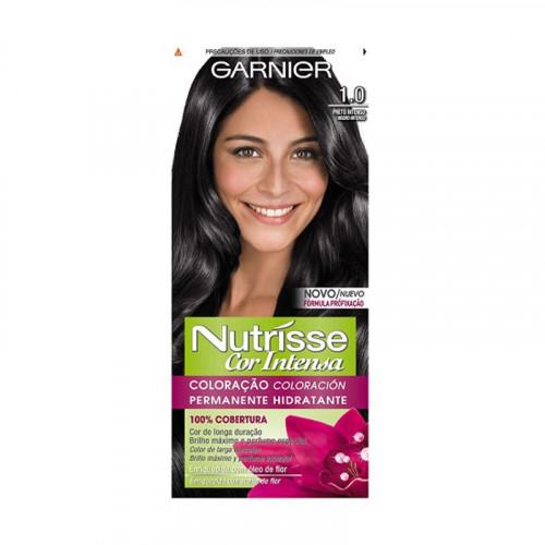 Tinte para el cabello Cor Intenso - Tono negro Intenso 1.0
