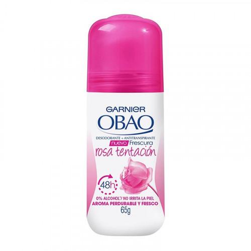 Desodorante roll on Obao - Rosa tentación