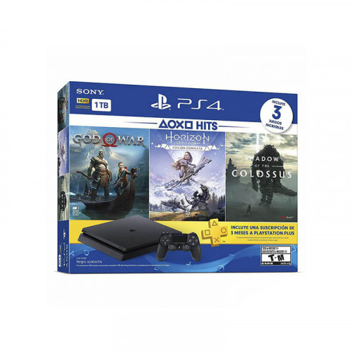 Consola playstation 4 slim de 1TB