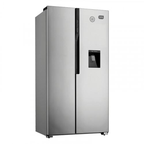 Refrigeradora de 2 puertas de 18' Side By Siide