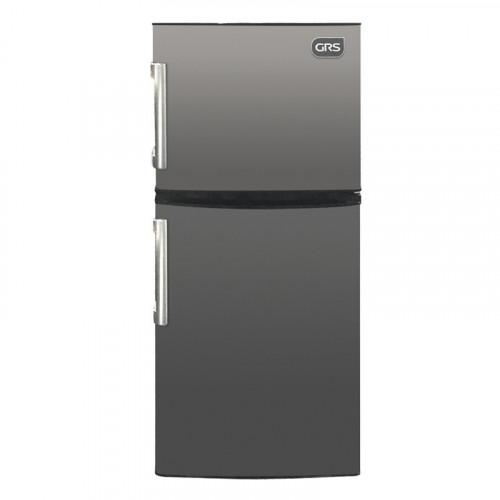 Refrigeradora de 2 puertas de 6' Silver