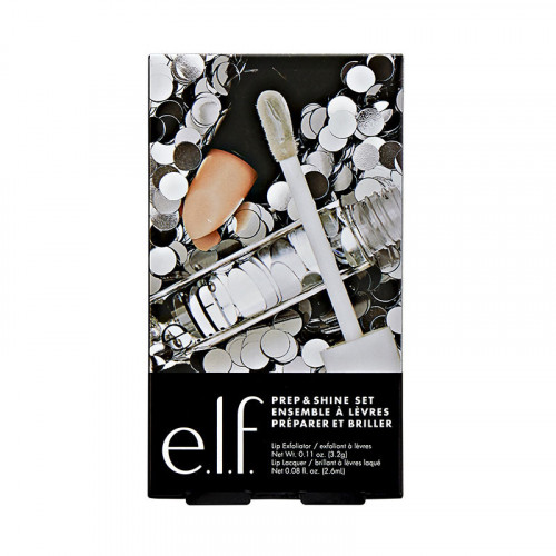 Duo de exfoliador cherry brillo clear ELF