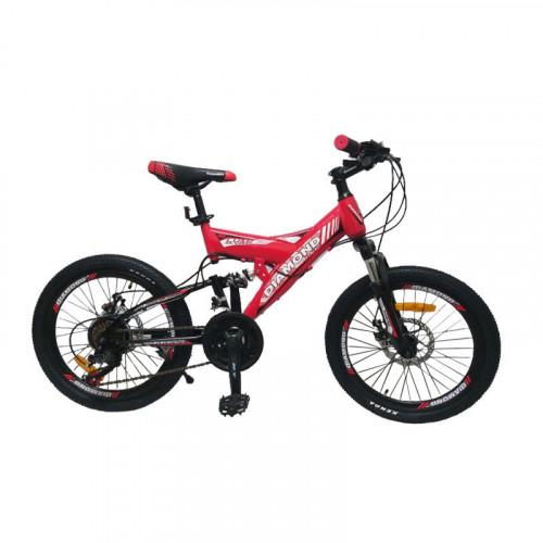 Bicicleta número 20 montañesa