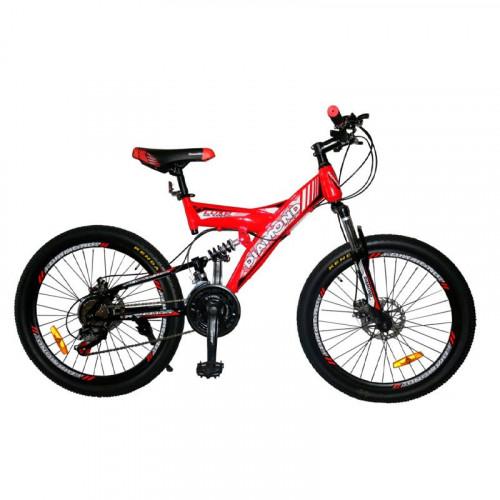 Bicicleta número 24 montañesa
