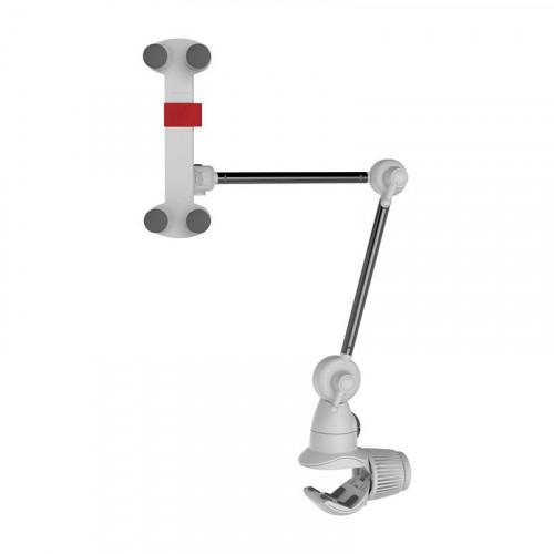 Soporte para smartphone de doble brazo extendible