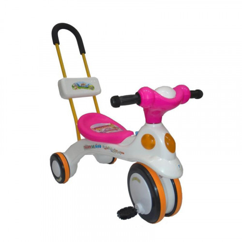 Triciclo Espacial para Niña