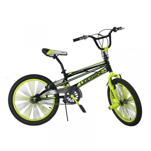 Bicicleta BMX de 20 trucos