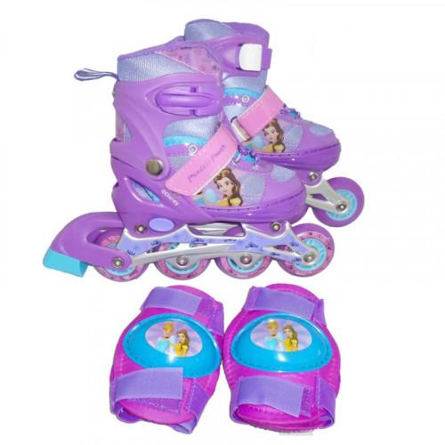 Patines de Disney Princesa con accesorios