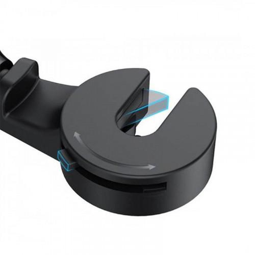 Sujetador magnético para respaldo