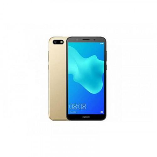 Smartphone Huawei Y5 2018 liberado - dorado