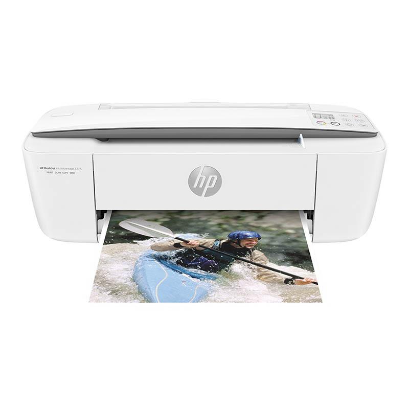 Impresora Multifunción HP Ink Advantage 3775 All In One