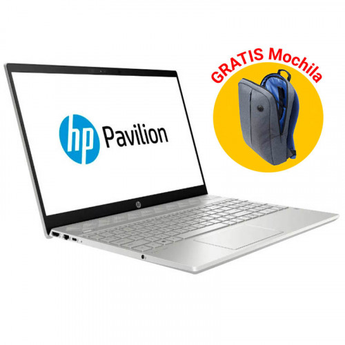 "Laptop HP Bolton Pavilion 15-cw0003la de 15"" AMD Ryzen 5 U2500"
