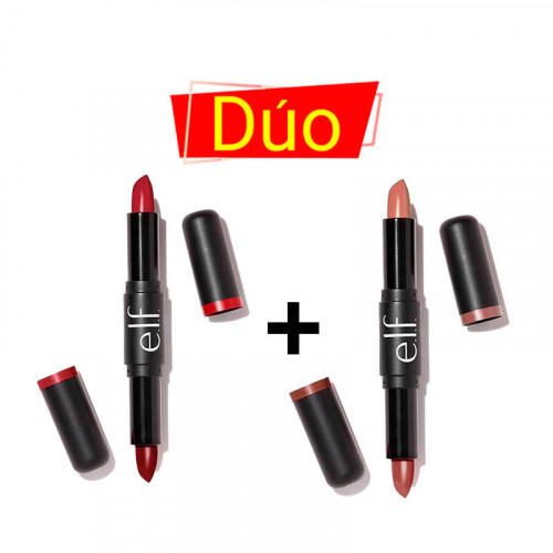 Set de 2 Lápiz labial duo