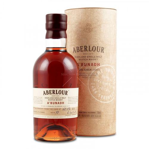 Whisky Aberlour Abunadh 10 Años 1 Litro