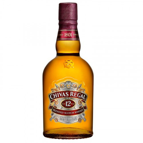 Whisky Chivas Regal 12 Años 50ml