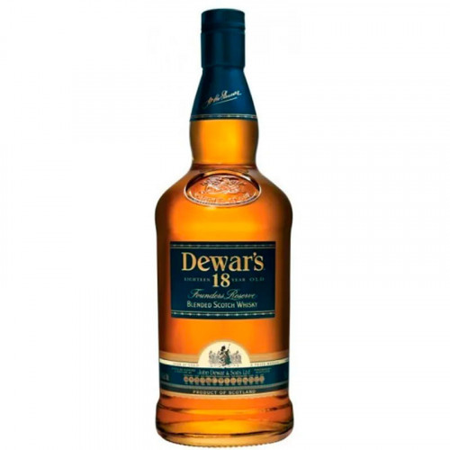Whisky Dewars 18 Años 750ml