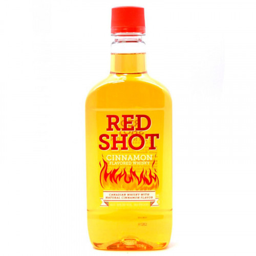 Whisky Red Shot Cinnamon 750ml