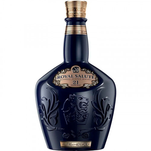 Whisky Royal Salute 21 Años 700ml