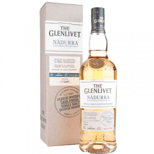 Whisky The Glenlivet Nadurra Peated 700ml