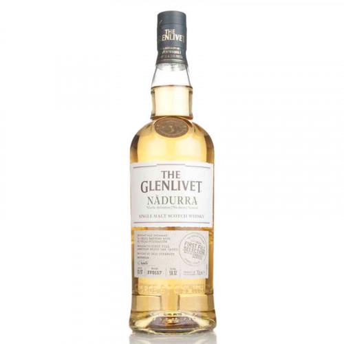 Whisky The Glenlivet Nadurra First Fill 750ml
