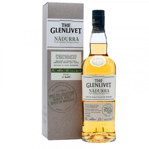 Whisky The Glenlivet Nadurra Oloroso 750ml