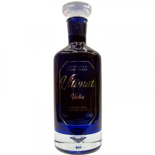 Vodka Ultimat 6 Años 750ml