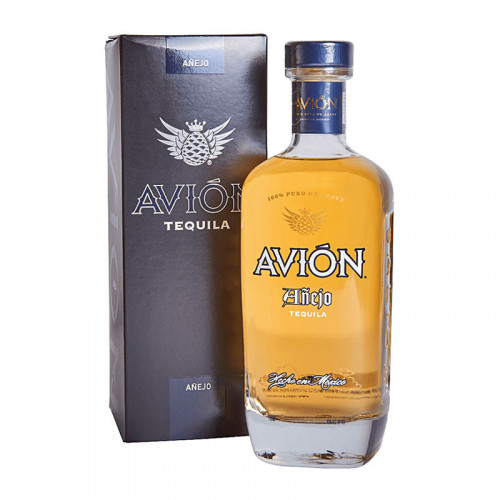 Tequila Avion Añejo 750ml