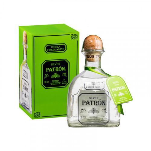 Tequila Patrón Silver 375ml