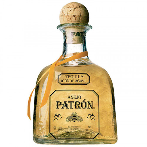 Tequila Patrón Añejo 375ml