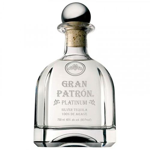 Tequila Gran Patrón Platinum 750ml