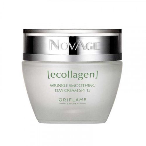 Crema de día antiarrugas Ecollagen NovAge