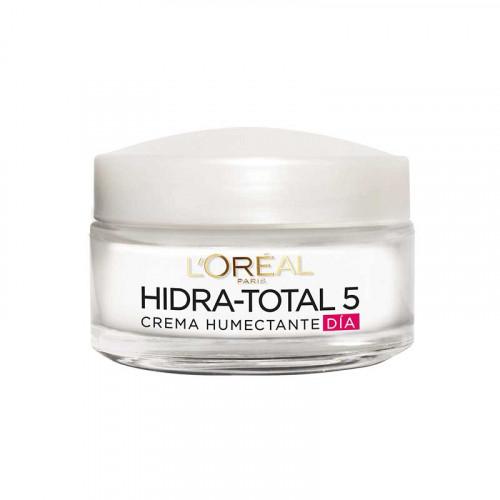 Crema humectante para día Hidra-Total