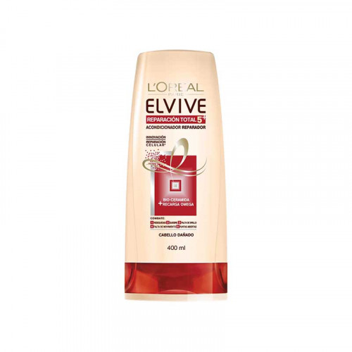 Acondicionador reparación total 5+ 400ml ELVIVE