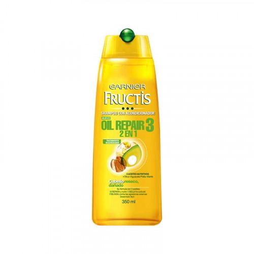 Shampoo y acondicionador Garnier Fructis