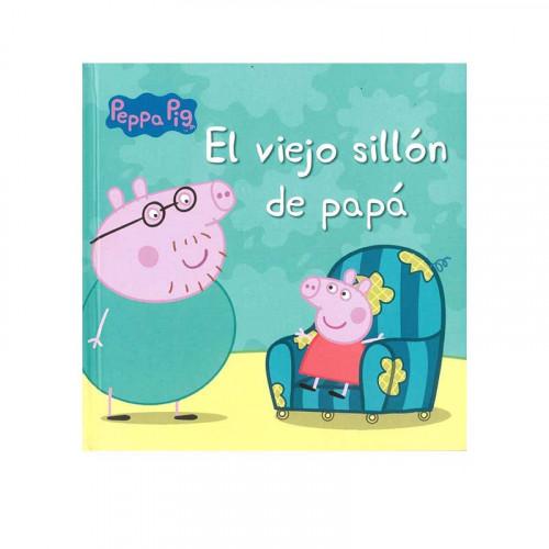 Viejo Sillón de Papá (Peppa Pig Primeras Lecturas)