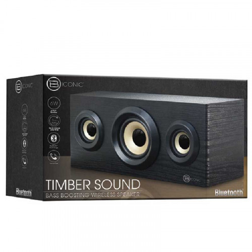 Bocina Bluetooth Timber Sound
