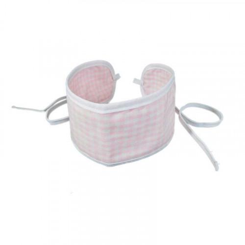 Fajuela rosado pastel para bebé