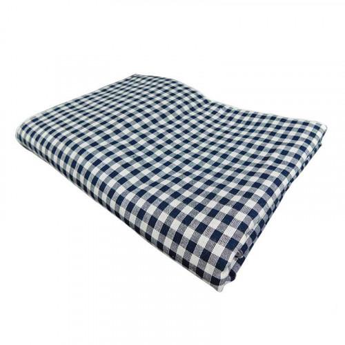 Cobertor De Tela Azul Marino Para Lavadora