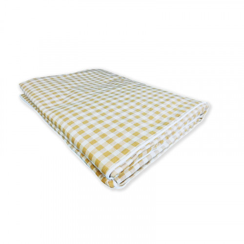 Cobertor De Tela Beige Para Lavadora