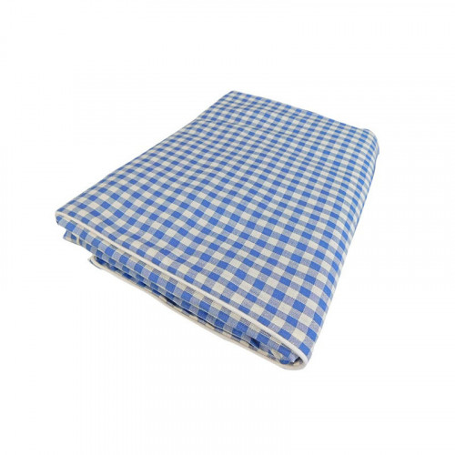 Cobertor De Tela Azul Nacional Para Lavadora