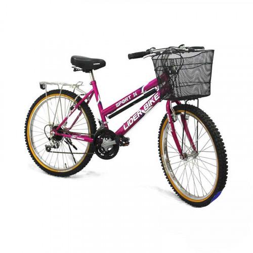 Bicicleta Montañesa Alejandra