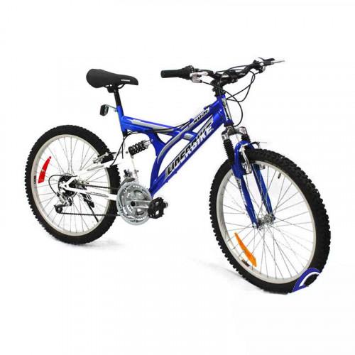 Bicicleta Rush Doble Suspensión Víctor